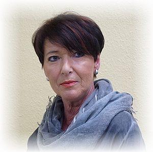 Frisörin im Salon Wüllenweber: Gabi Wilde