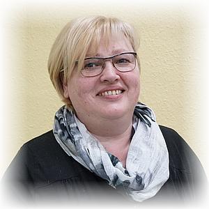 Frisörin im Salon Wüllenweber: Marga Müller